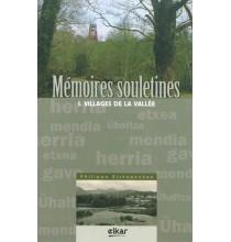 Mémoires Souletines 1, Villages de la vallée